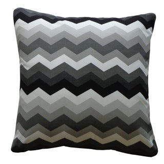 Iroquis Black Pillow