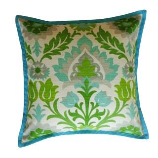 Kiki Green Pillow