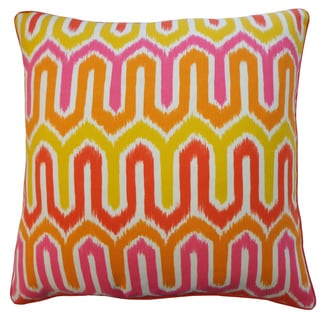 Vouge Coral Pillow