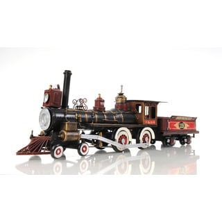 Union Pacific 1:24 Scale Model Steam Locomotive