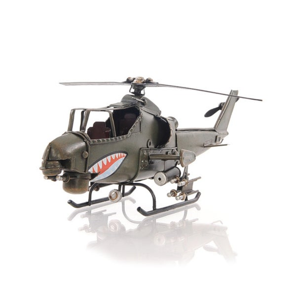 Ah-1G Cobra 1:16 Scale Model Helicopter