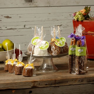 Aly's Apples Deluxe Sweet Overload Gift Bundle