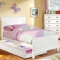 Furniture of America Kennedy Transitional Platform Youth Bed
