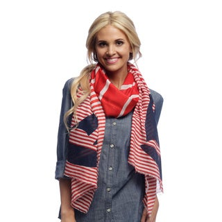 rockflowerpaper Seaside Sailboat Modal Scarf