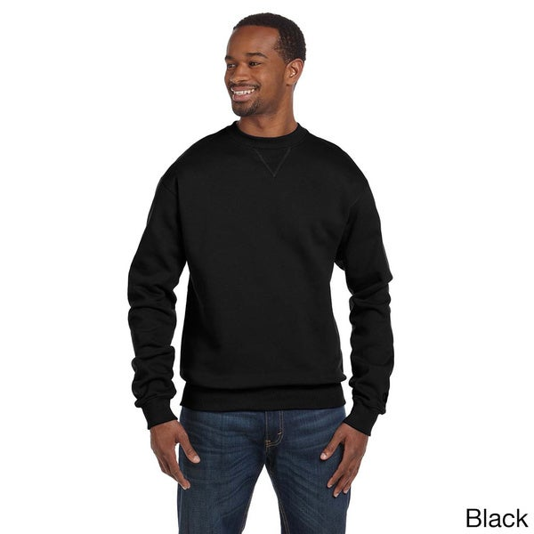 Champion Men's Cotton 9.7 ounce Max Crew Pullover 13275452