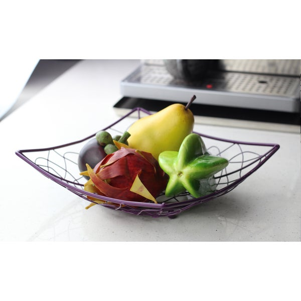 Metal Wire Fruit Basket