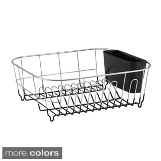 Chrome Metal Wire PVC Dipped Dish Rack