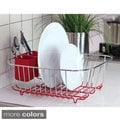 PVC Dipped Metal Wire Dish Rack