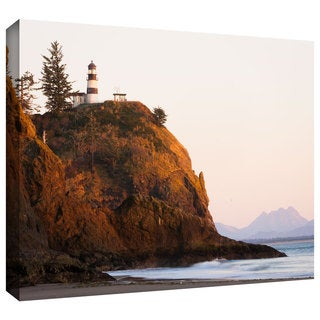 Cody York 'Lighthouse' Gallery-wrapped Canvas