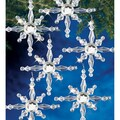 Holiday Beaded Ornament Kit-North Star