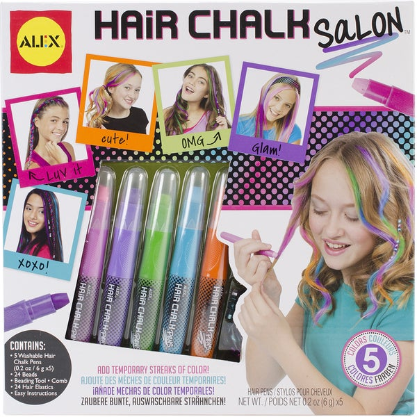 Hair Chalk Salon Kit