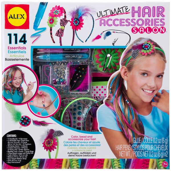 Ultimate Hair Accessories Salon Kit