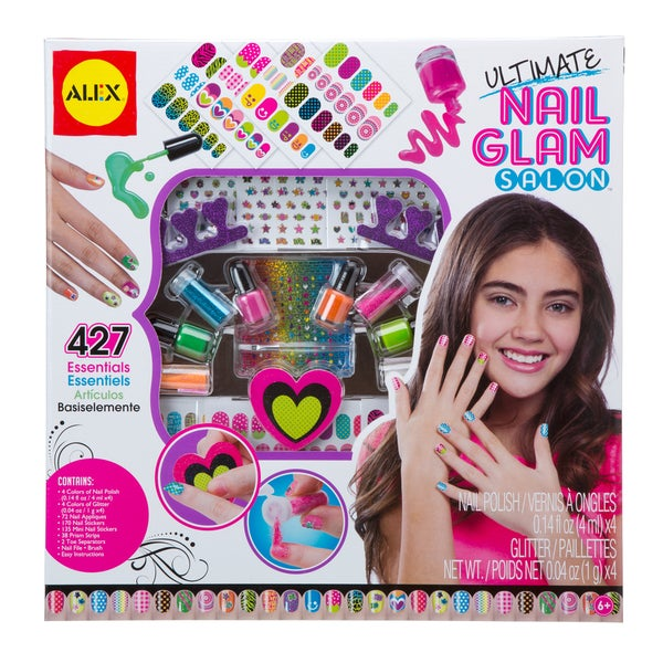 Ultimate Nail Glam Salon Kit