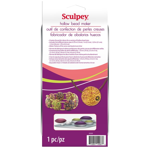 Sculpey Hollow Bead Maker