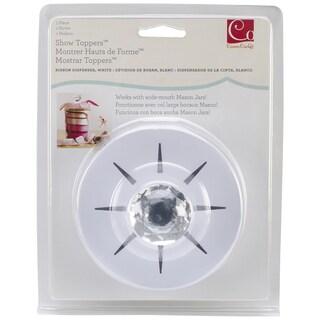 Show Toppers-Ribbon Dispenser - White