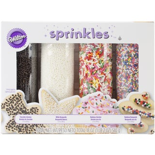Everyday Mega Sprinkle Set -4/Pkg