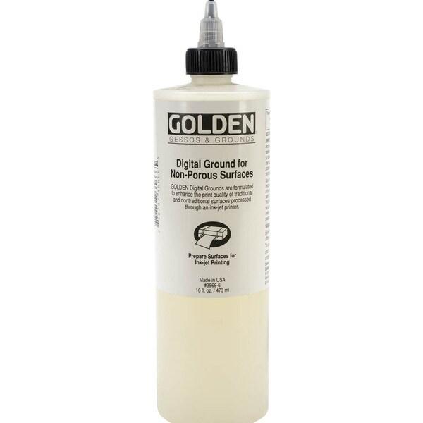 Golden Digital Ground 16oz-Non-Porous Surfaces