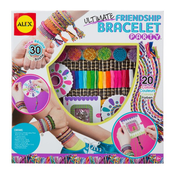 Ultimate Friendship Bracelet Party Kit