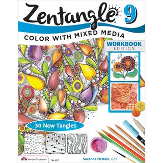 Design Originals-Zentangle 9