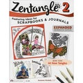 Design Originals-Zentangle 2 Expanded Workbook Edition