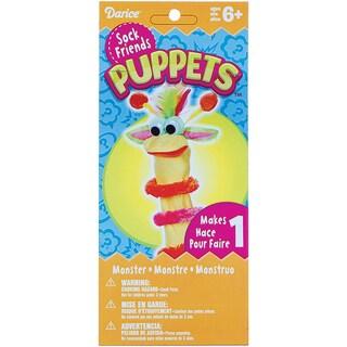 Sock Puppet Kit-Monster One