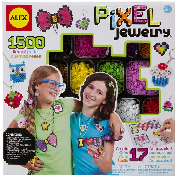 Pixel Jewelry Kit