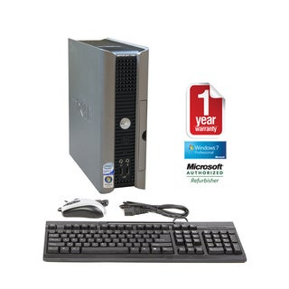 Dell OptiPlex 760 Dual Core 3.0GHz 2048MB 320GB Windows 7 Professional (64-bit) Computer (Refurbished)