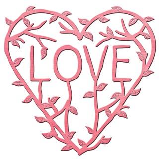 Spellbinders Shapeabilities In'spire Die-Love Vine