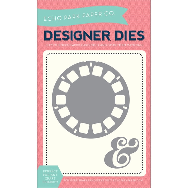 Echo Park Dies-View Finder & Ampersand