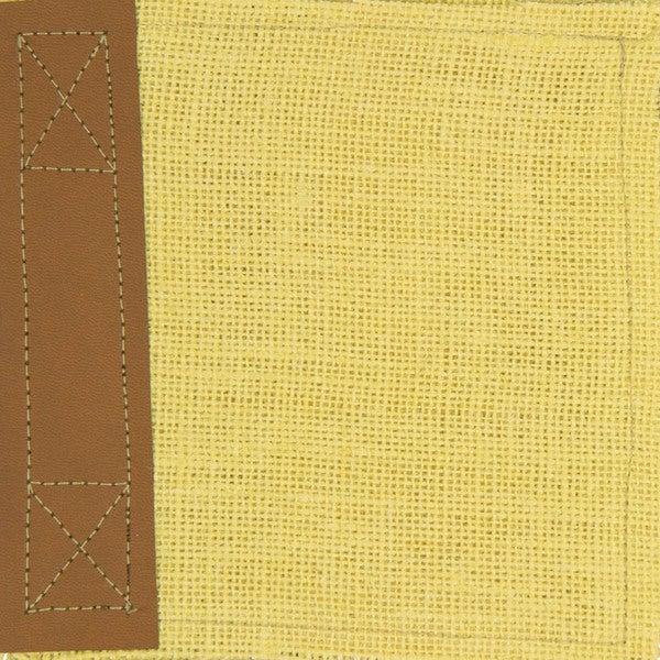 Gypsy Book 4inX6in-Pyramid Gold