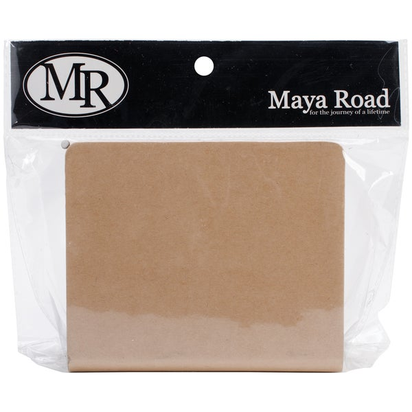 Maya Road Chipboard Binder 4inX5in-(6) 3inX4.5in Pages
