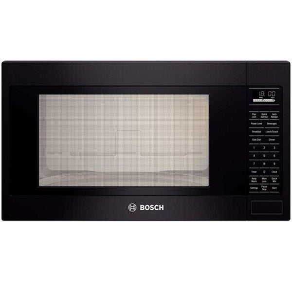 Bosch Black Built-in 2.1 Cubic Feet Microwave Oven
