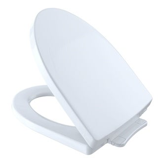 Toto SS214-01 Soiree SoftClose Elongated Toilet Seat