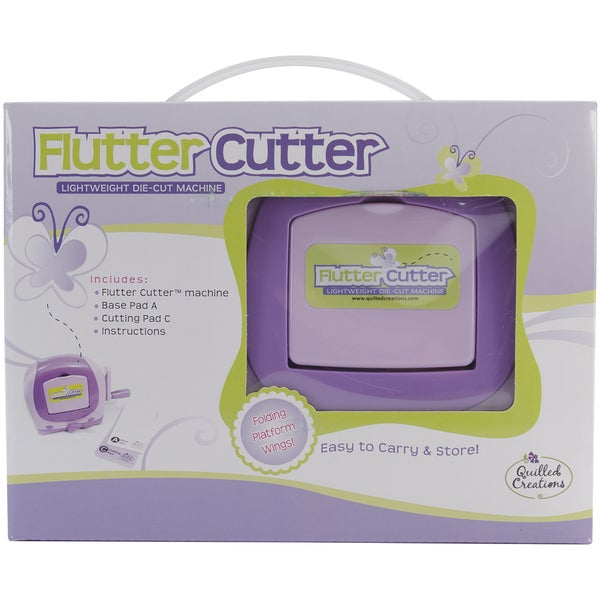 Flutter Cutter Die-Cut Machine