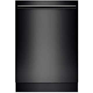 Bosch 800 Series Black Fully Integrated Dishwasher