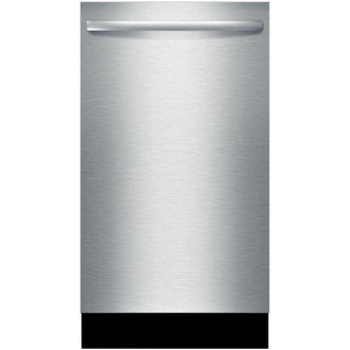Bosch 18-inch Stainless Steel Fully Integrated Dishwasher
