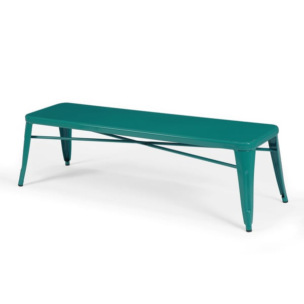Tabouret Peacock Metal Indoor Bench