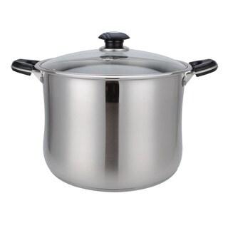 Alpine Cuisine Stainless Steel 20-quart High Pot