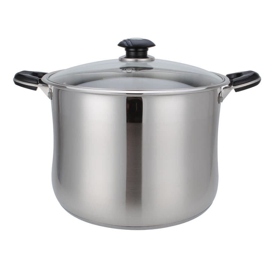 Overstock.com Alpine Cuisine Stainless Steel 11-quart High Pot at Sears.com