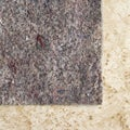 Con-Tact Brand Super Movenot Premium Reversible Felt Rug Pad for Hard Surfaces and Carpet (3' x 5')