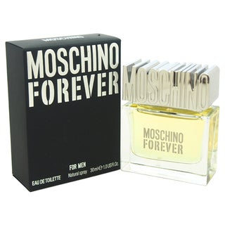 Moschino Forever Men's 1-ounce Eau de Toilette Spray
