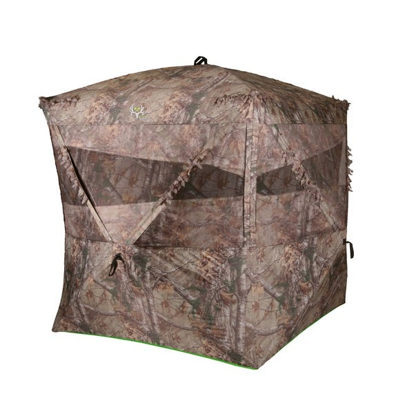Ameristep Bone Collector Man Cave Blind-Realtree Xtra