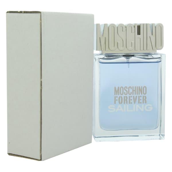 Moschino Forever Sailing Men's 3.4-ounce Eau de Toilette Spray (Tester)