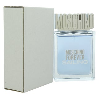 Moschino Forever Sailing Men's 3.4-ounce Eau de Toilette Spray (Tester)