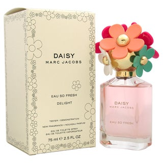 Marc Jacobs Daisy Eau So Fresh Delight Women's 2.5-ounce Eau de Toilette Spray (Tester)