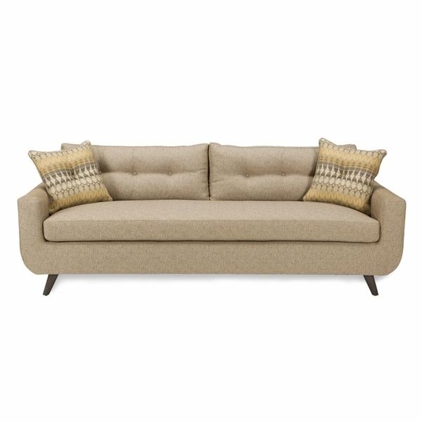 Jar Designs 'Tucker' Beige Sofa