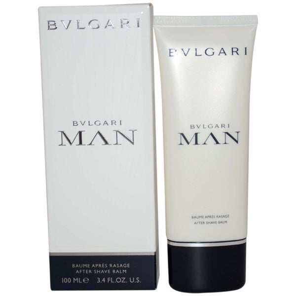 Bvlgari Man Men's 3.4-ounce After Shave Balm