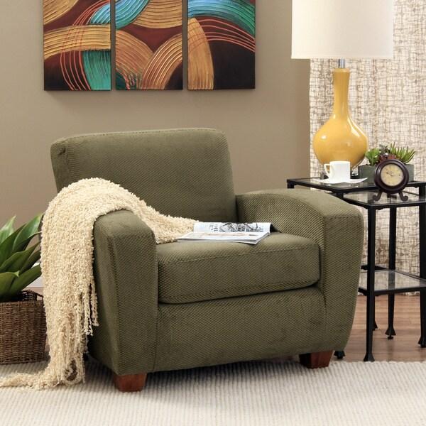 Lightweight Microfiber Comfort Chair
