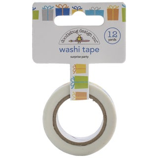 Hip Hip Hooray Washi Tape 12yds-Surprise Party