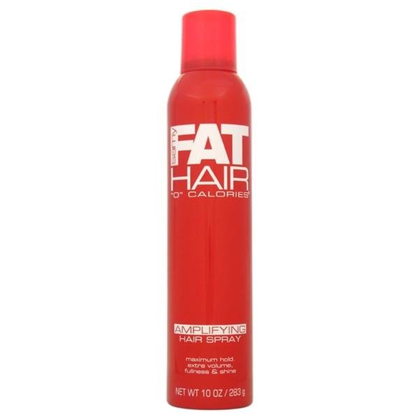 Fat Hair Samy 0 Calories Amplifying 10-ounce Hair Spray
